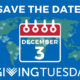 December 3, 2019 is #GivingTuesday